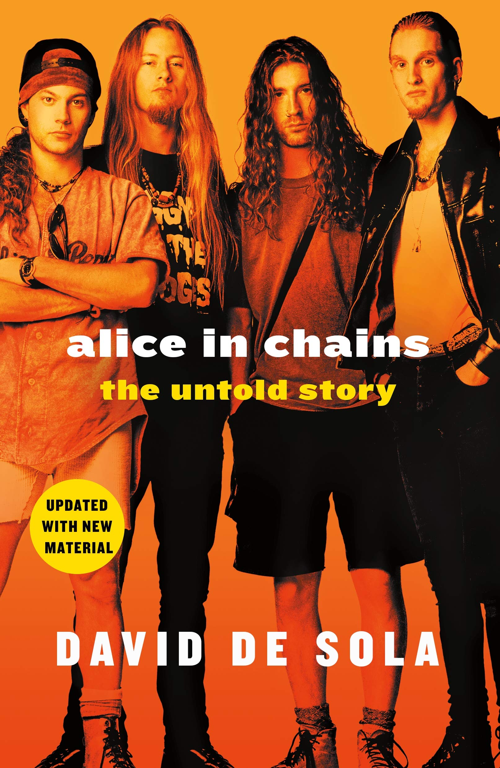 Alice in Chains - paperback - de Sola